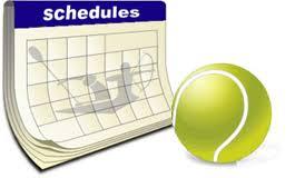 TennisSchedules