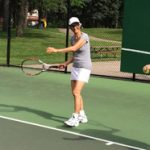 STPC has tennis lessons--learn to play!