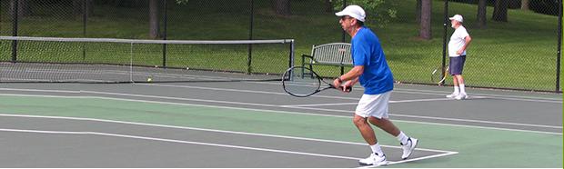 New membership benefits for Senior Tennis Players Club