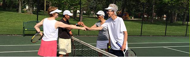 Senior Tennis Players Club membership login